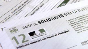 ISF tax